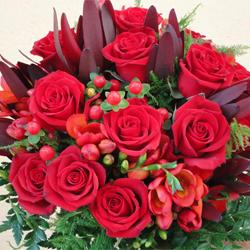 Rosas - Ramos de Novia - Floristeria Lucy