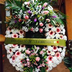 Arreglos Funerarios - Floristeria Lucy